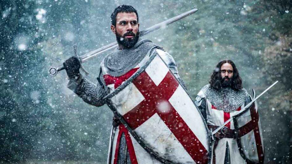 La historia de la orden de Los Caballeros Templarios