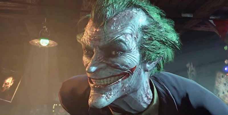 Mark Hamill en Batman: Arkham City