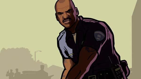 Samuel L. Jackson en GTA: San Andreas