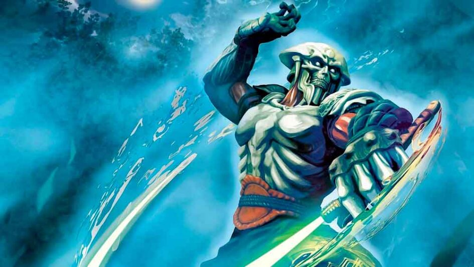 Yoshimitsu, el ninja poderoso y poco ortodoxo de la saga Tekken