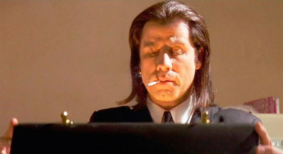 Cuál es el contenido del maletín de Pulp Fiction