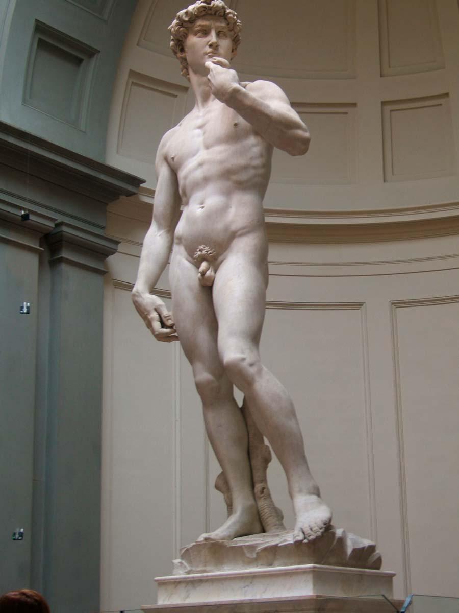 El David de Miguel Ángel, la escultura más famosa del mundo