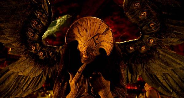 El Ángel de la Muerte de Hellboy