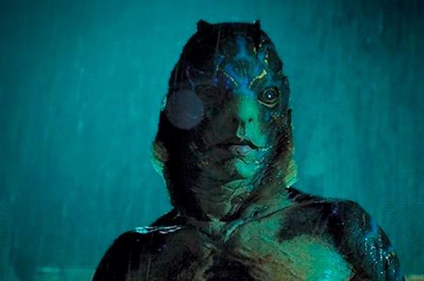 El Hombre Anfibio de La forma del agua