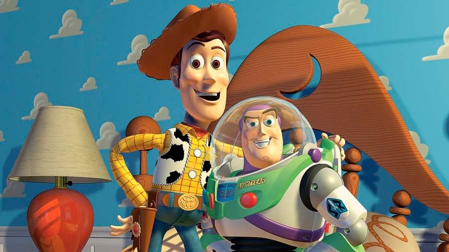 Toy Story, el primer largometraje de animación por computadora que cambió la industria del cine