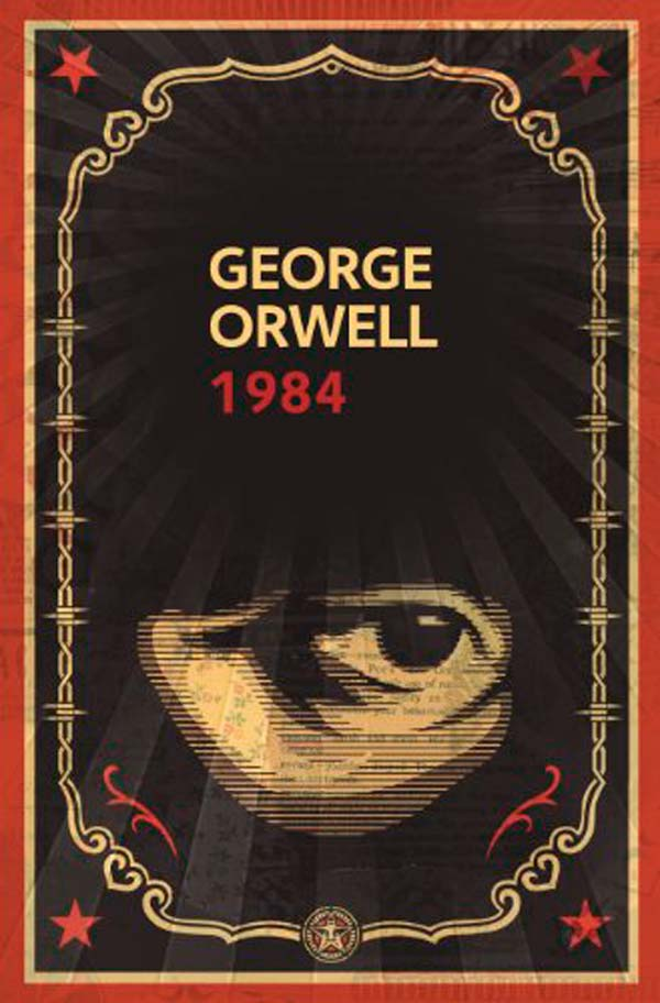 Libro de George Orwell 1984