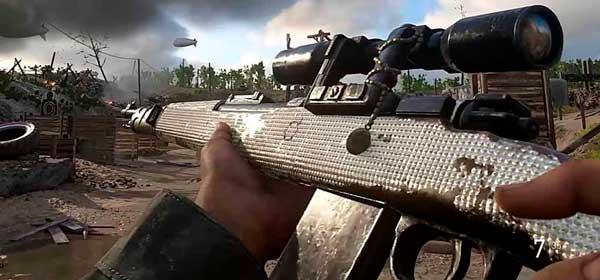 Las armas en el videojuego