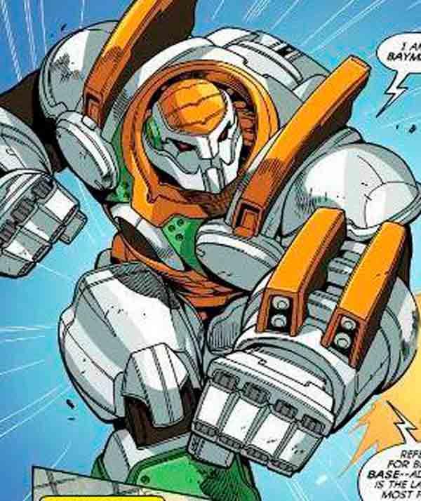 Baymax en los cómics de Marvel, Sunfire & Big Hero 6