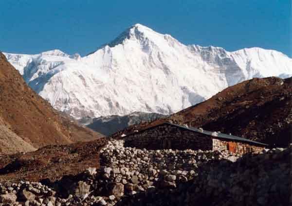 El Cho Oyu, el segundo pico más escalado tras el Everest