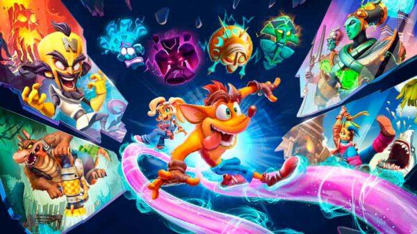 Crash Bandicoot 4 It's about time, el regreso de Crash 25 años después