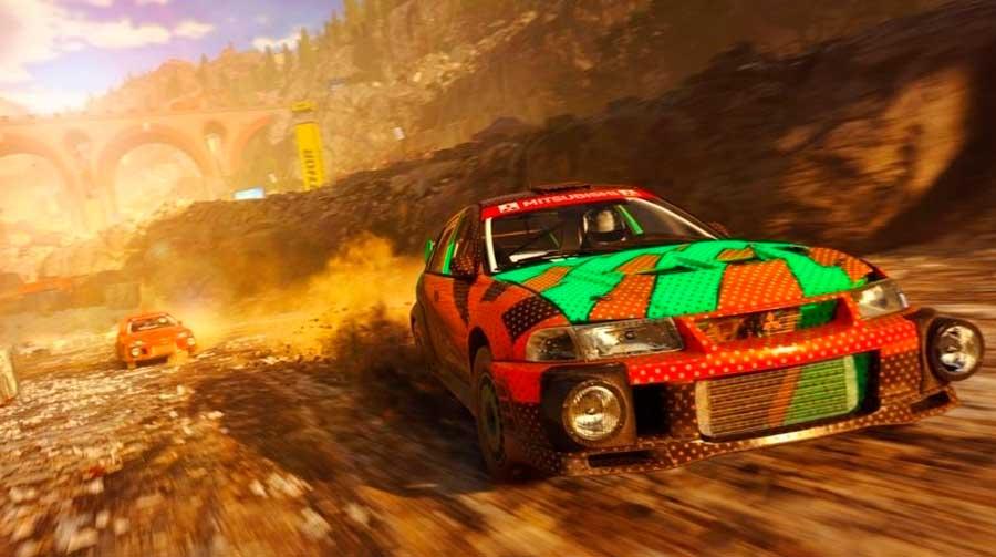 El liderazgo de Colin McRae Rally en el género de carreras por tramos