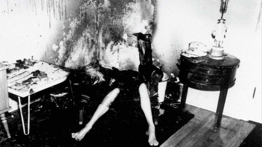 El macabro fenómeno de combustión espontánea humana, mito o realidad