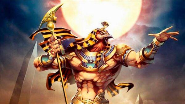 El mito de la creación de Ral, el primer dios del Antiguo Egipto