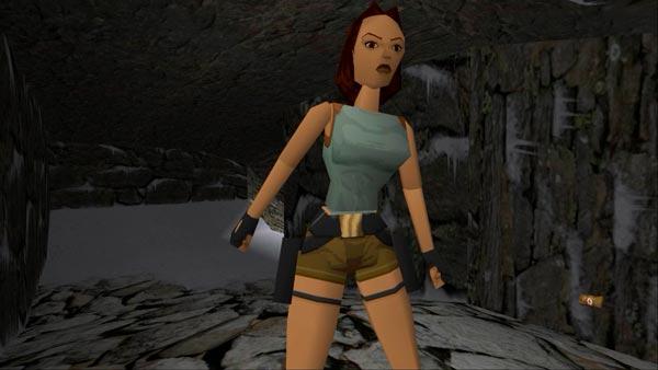 Lara Croft en Tomb Raider I
