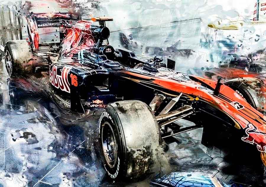 La ingeniería detrás de los coches de Fórmula 1