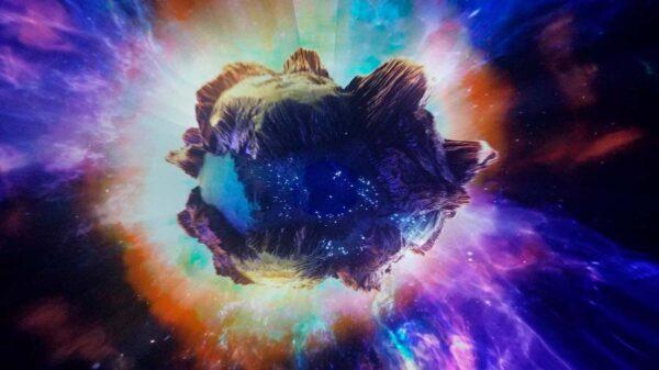 El descubrimiento del cometa Halley y su paso cada 75 años