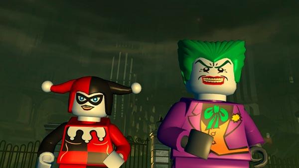 Joker en el videojuego LEGO Batman