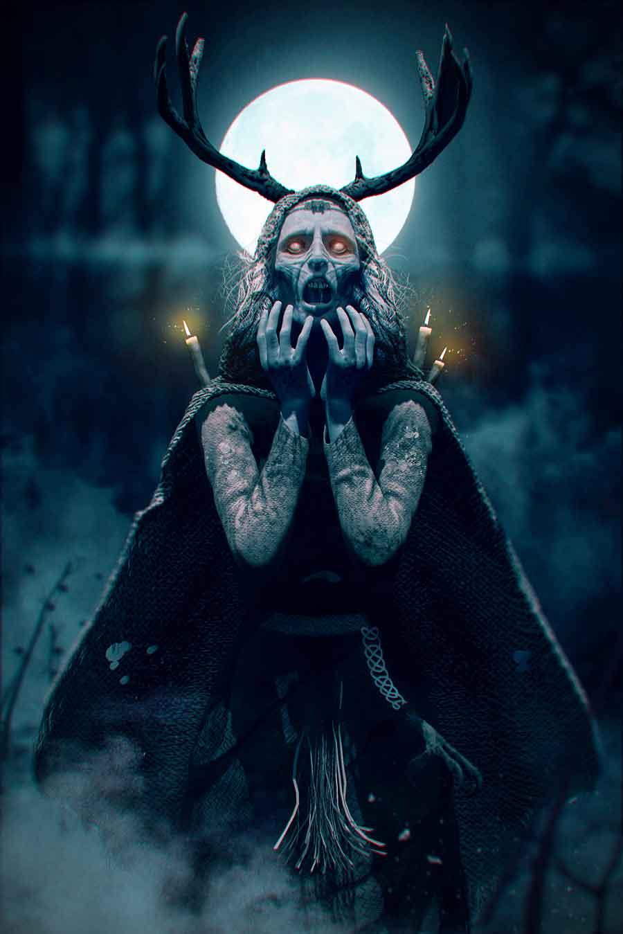 La leyenda irlandesa de la Banshee, el espíritu atormentado