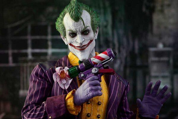 Las 5 mejores representaciones del Joker en los videojuegos de Batman