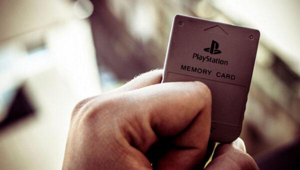 Las míticas Memory Card de PlayStation y PlayStation 2
