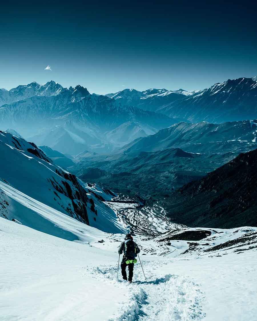 Los 14 ochomiles, las montañas más altas del mundo