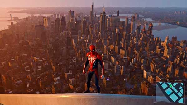 Manhattan en Spider-Man