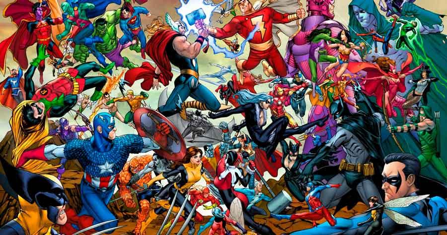 5 razones por las que Marvel ha superado a DC en el cine