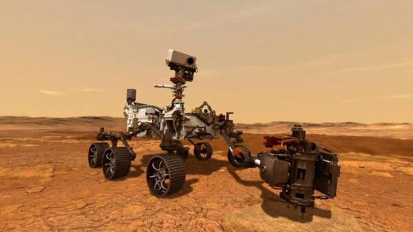 El proyecto Perseverance, parte del programa Mars 2020 de la NASA