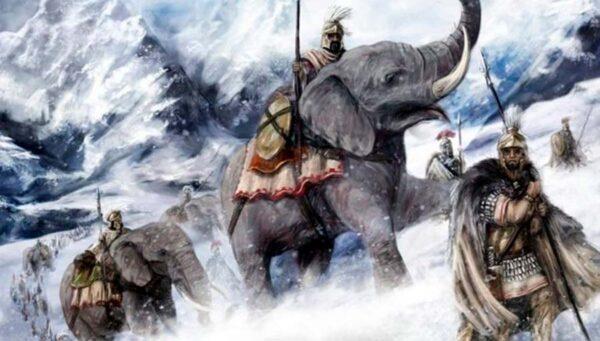 El liderazgo cartaginés de Aníbal Barca contra Roma en las guerras púnicas