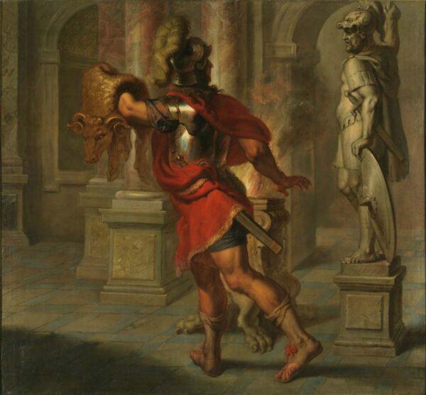 El mito de Jasón, los argonautas y el vellocino de oro