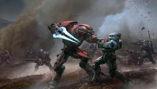 Escena de Halo 5