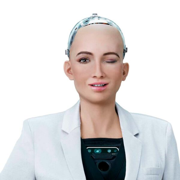 La evolución de Sophia, el androide más famoso del mundo