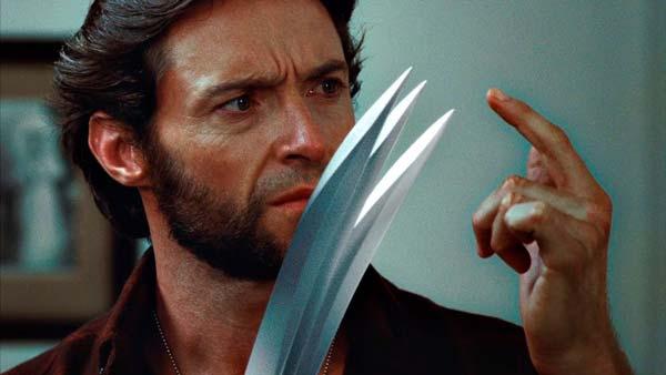 Las garras de Adamantium de Wolverine