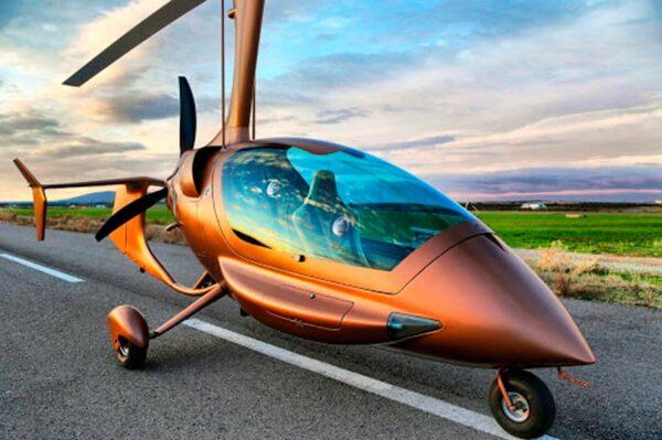 El invento del autogiro que inspiró la creación del helicóptero