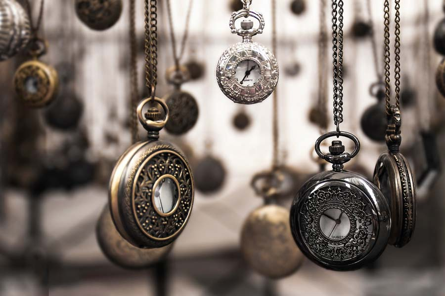 La época de oro del mecanicismo renacentista, el lujo del reloj de bolsillo