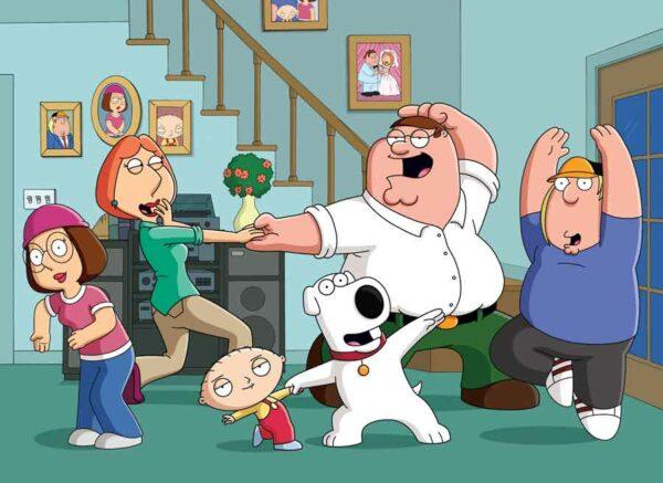 Padre de Familia, la animación para adultos que revolucionó la televisión