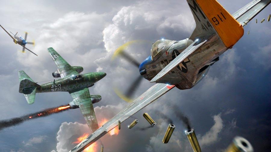 El escuadrón 201 del ejército mexicano que luchó en la II Guerra Mundial