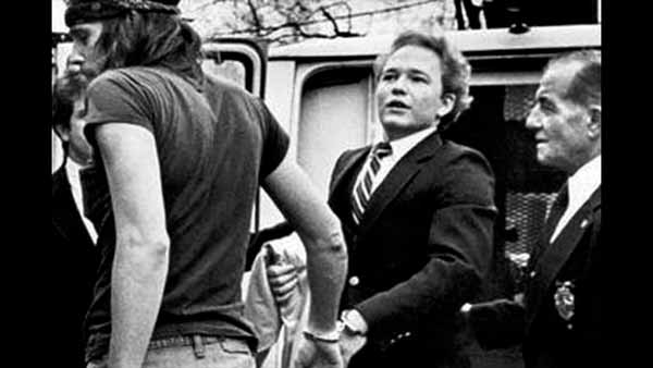 Imágenes del juicio de Arne Johnson