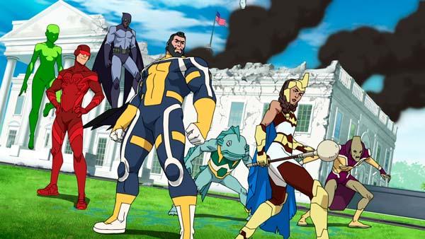 Los Guardianes del Globo