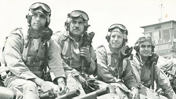 Miembros del escuadrón 201