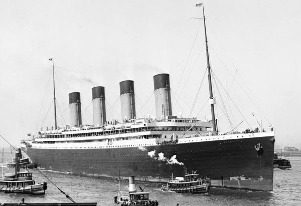 El Olympic en 1911