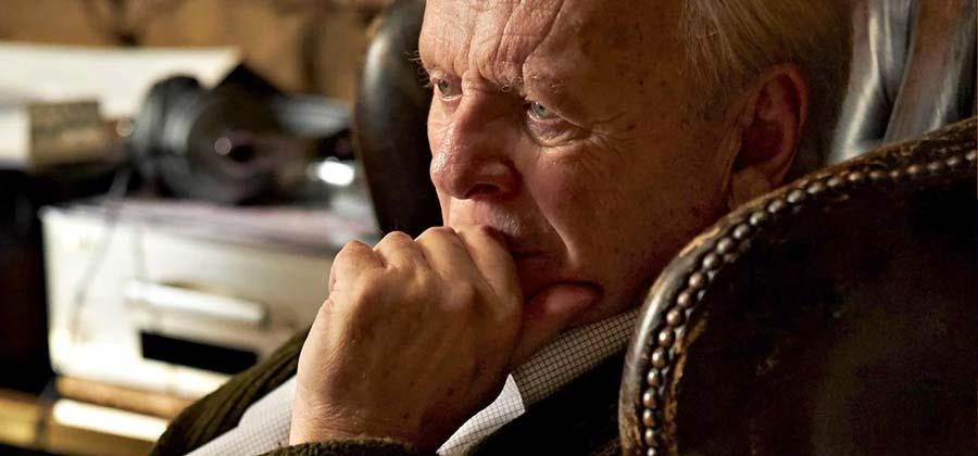 El papel de Anthony Hopkins en la película El Padre