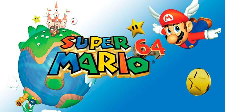 El videojuego más caro del mundo, Super Mario 64