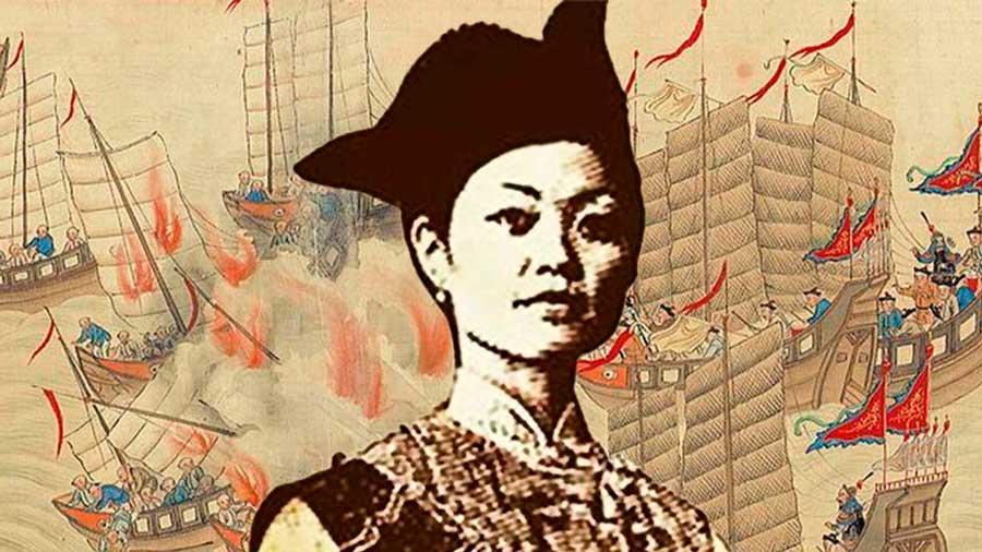 La vida de Cheng I Sao, la pirata más importante y poderosa de la historia