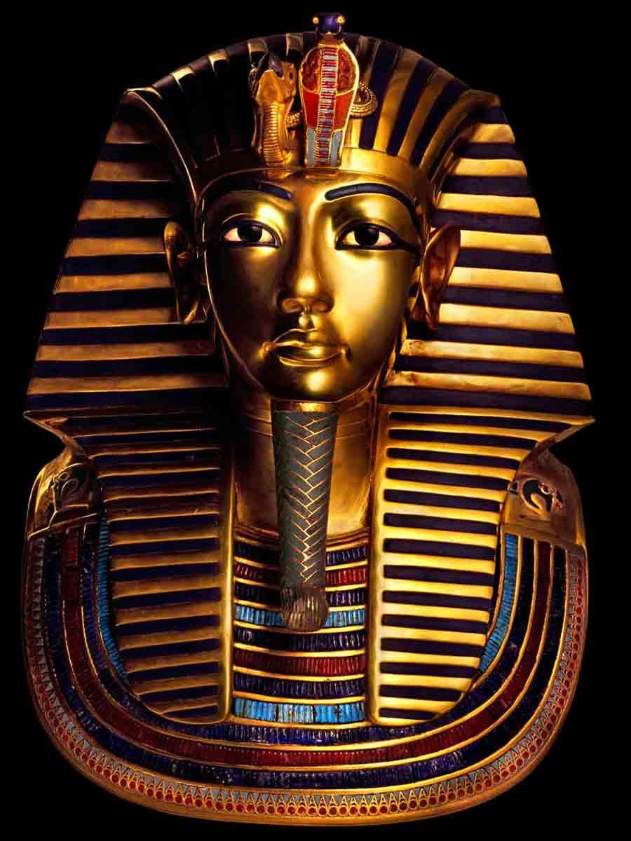 Las víctimas de la maldición de Tutankamón