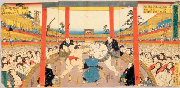 El camino del yokozuna, el máximo rango como luchador de sumo