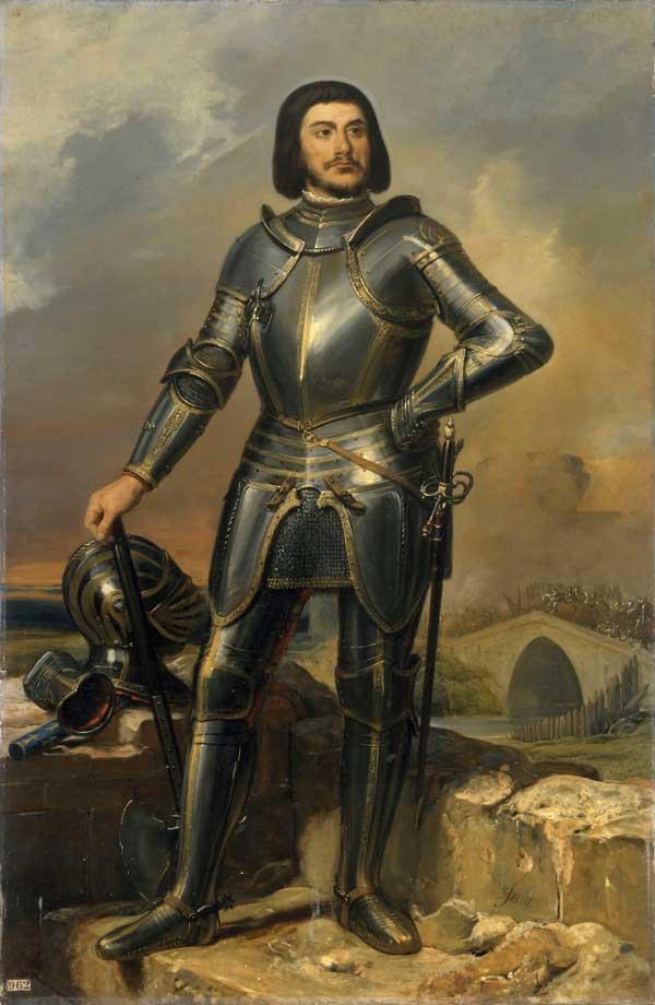 Retrato de Gilles de Rais