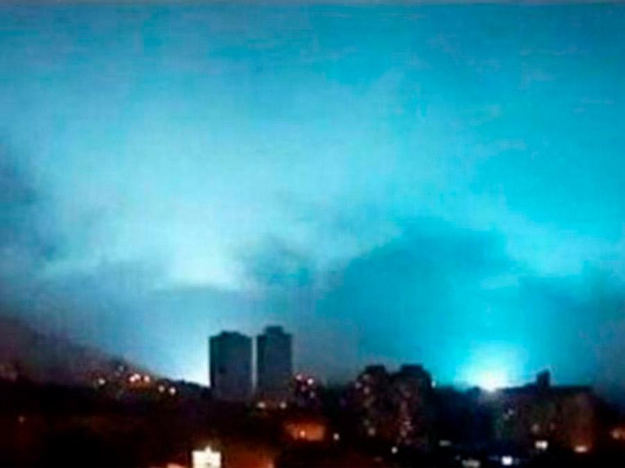 El fenómeno de la triboluminiscencia, las luces de terremoto