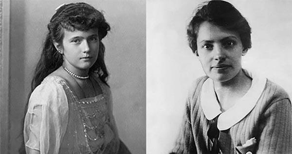Franziska Schanzkowska, quien afirmaba ser Anastasia Romanov