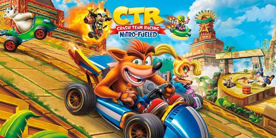 La supremacía de Crash Team Racing Nitro Fueled